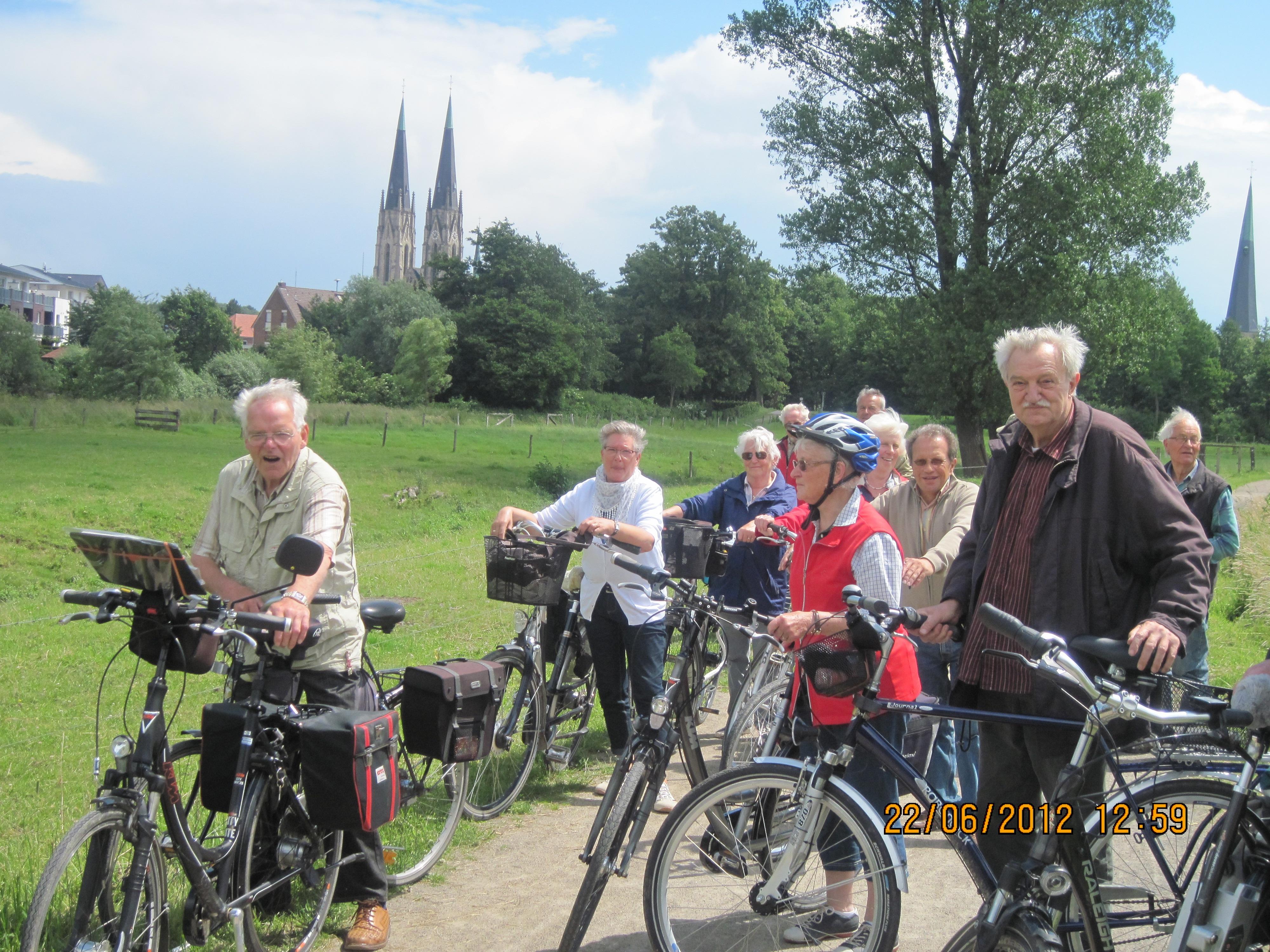 Tour nach Billerbeck
