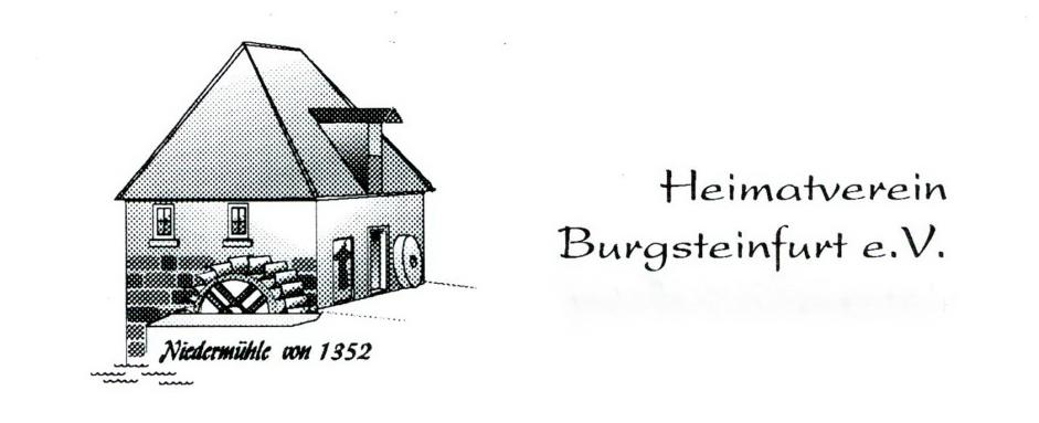 Die Grafik mit der Niedermühle zierte seinerzeit die Briefköpfe des Heimatvereins.